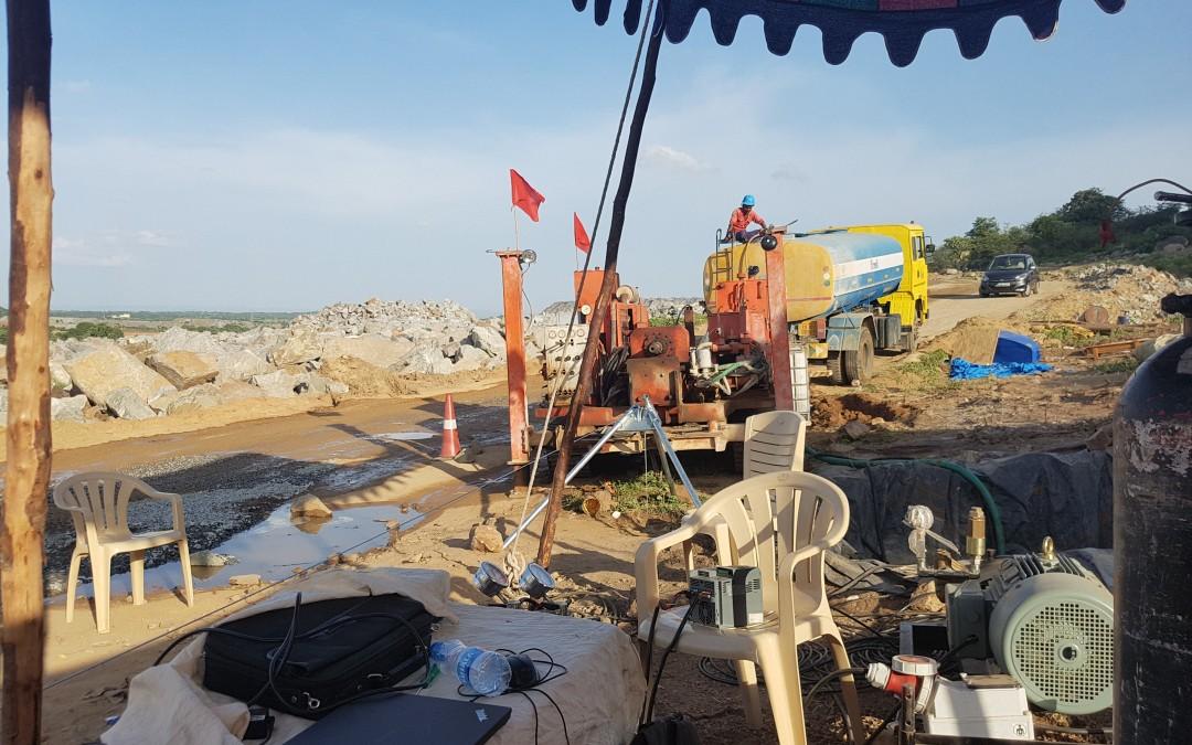 Rock Mechanics Evaluation in India